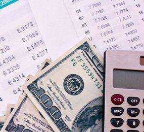 Constant loan: finance now, save in parallel